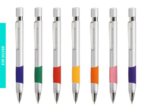 Długopis Eve Silver