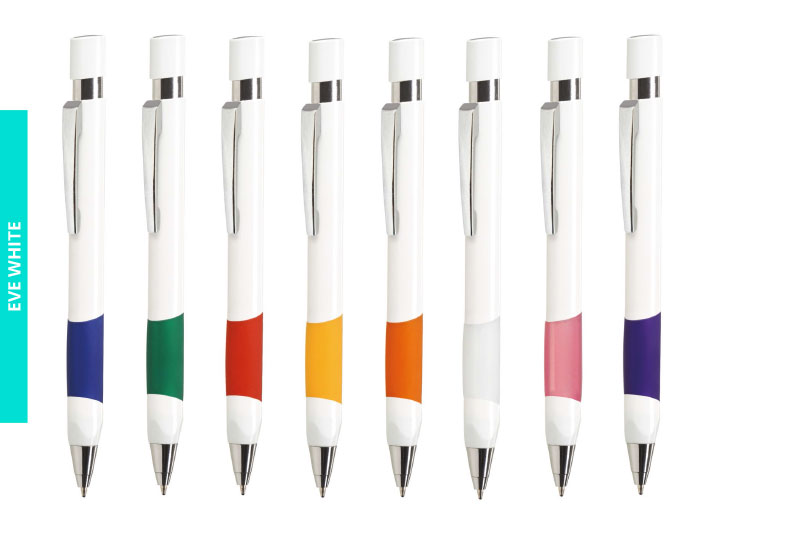 Długopis Eve White