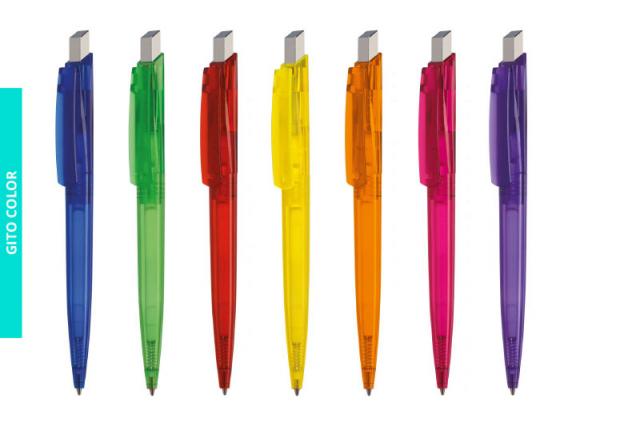 Długopis Gito Color