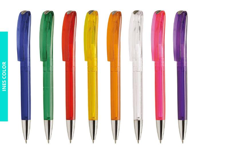 Długopis Ines Color