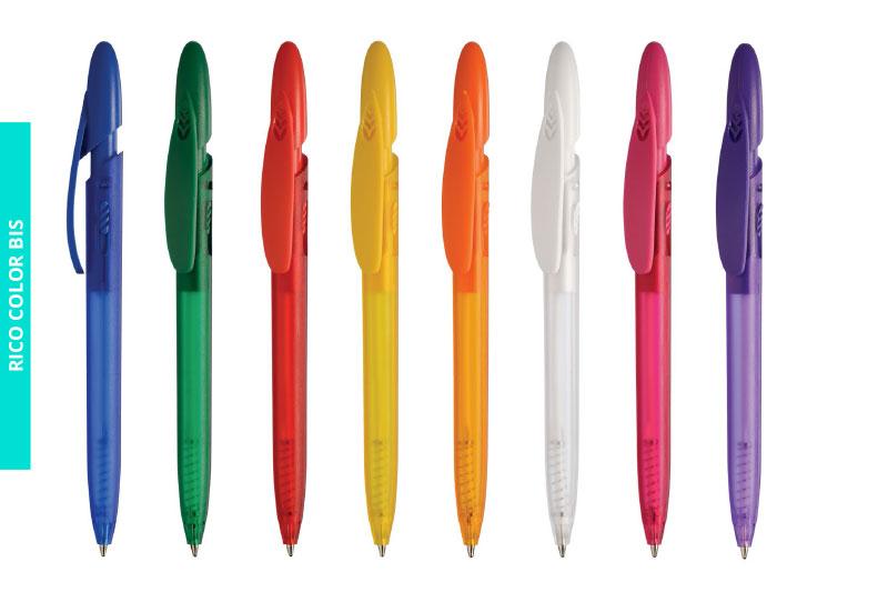 Długopis Rico Color Bis