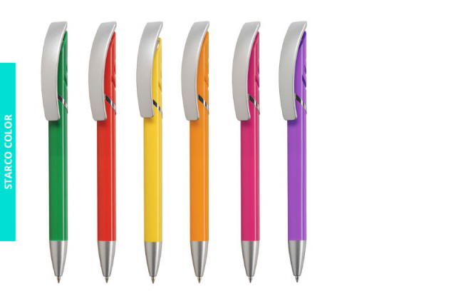 Długopis Starco Color