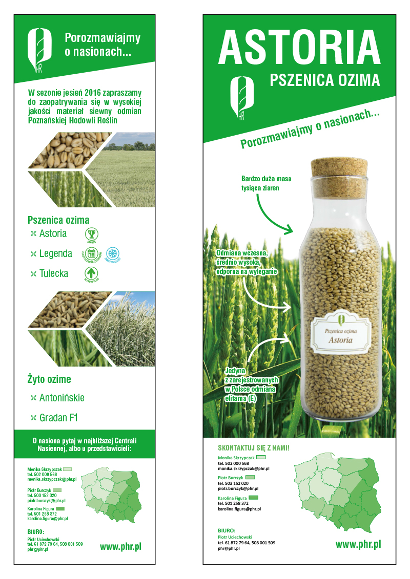 reklama PHR, Tygodnik Rolniczy