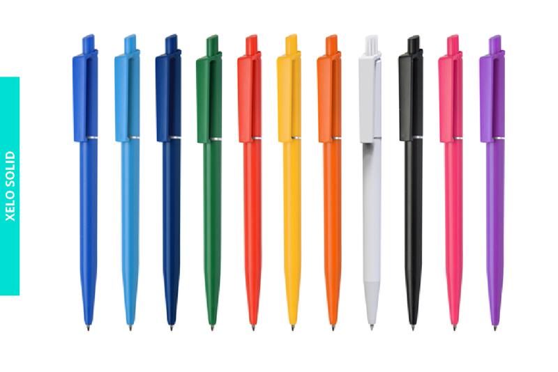 Długopis Xelo solid